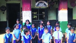 This govt school functions without a teacher