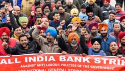 Bank unions call two-day strike from January 31