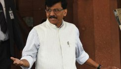 Sena, NCP, Cong in touch before Maha poll results: Raut