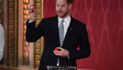 Prince Harry hosts special sports event at Royal palace