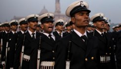 Traffic advisory issued ahead of R-Day Parade rehearsal