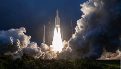 ISRO successfully launches GSAT-30 aboard Ariane rocket