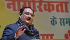 JP Nadda to be elected BJP chief on Monday