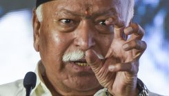 PDF on 'Constitution' with Bhagwat's pic goes viral