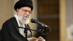 Iran leader praises missile attack on US forces in Iraq