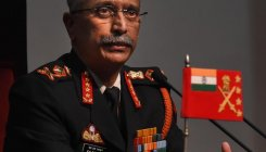 Army chief's reassuring words