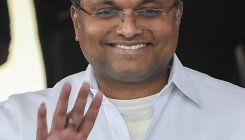 SC allows Karti Chidambaram to withdraw Rs 20 cr