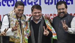 Delhi polls: Cong announces first list of 54 candidates