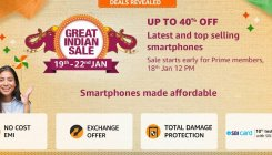 Great Indian Sale 2020: Top smartphone deals on Amazon