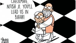 Checkmate Nitish! You'll lead us in Bihar: Amit Shah