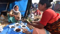 Assam rural fair keeps barter system alive