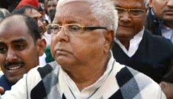 Nitish 'an insensitive, narcissist dictator', says Lalu