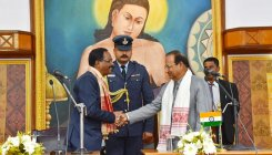 Assam cabinet expansion: Two new ministers sworn in