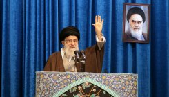 Be 'careful with his words', Trump warns Iran leader