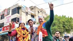 Delhi polls: AAP leaders file nominations on Friday