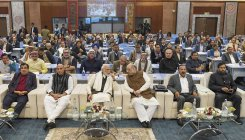 Spread message of development in J&K: PM tells mins