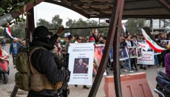 Officials, activists say 2 Iraqi protesters killed