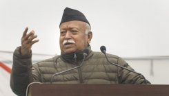 RSS has no connection with politics: Mohan Bhagwat