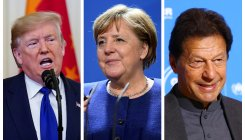 Trump, Merkel and Imran to visit WEF at Davos