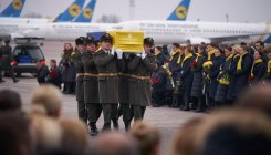 Bodies of Ukrainian victims repatriated from Iran