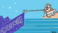 Economy: Can the sinking ship be resurfaced?