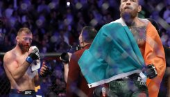 McGregor knocks out 'Cowboy' in 40 seconds in UFC 246