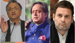 Here's how Guha responded to Tharoor's tweet on Rahul