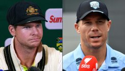 'Warner, Smith, bowlers make Aus favourites for Tests'