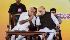 Discussed with Shah on cabinet expansion: BSY