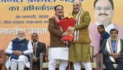 BJP rewards its common workers: Shah