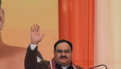 Some states left, we have set our aim there: JP Nadda