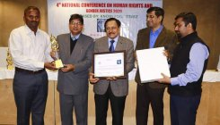 Christ University's School of Law gets honoured
