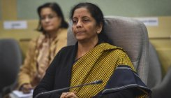 Check your facts, Nirmala Sitharaman tells nitpickers