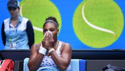 Serena 'concerned' over Australian Open pollution