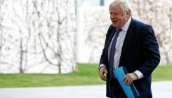Britain's Johnson warns Putin over Skripal poisoning