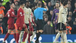FA charges Man Utd over misconduct in Liverpool defeat