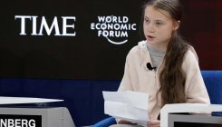 Listen to young activists: Thunberg to world leaders