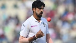 Ishant Sharma out of NZ test series: DDCA official