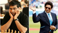 Tendulkar, Viswanathan Anand omitted in govt's AICS