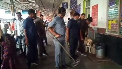 Bomb disposal squad scans Kalaburagi railway station
