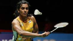 Expectations make me work harder: PV Sindhu