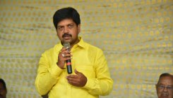 TDP leader detained after protest against 3 capital law