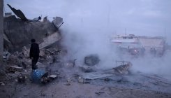 Russian air strikes in Syria kill 23 civilians: monitor