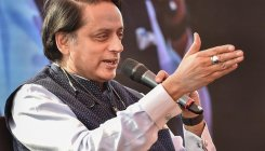 BJP's priority is to create Hindu rashtra: Tharoor