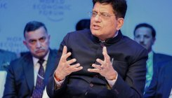 Goyal meets industry leaders, foreign ministers at WEF