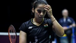 Saina bows out as India's bid ends in Thailand Masters