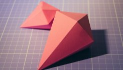 'New origami-like structures hold 14k times their mass'