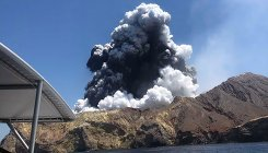 New Zealano volcano eruption death toll rises to 20