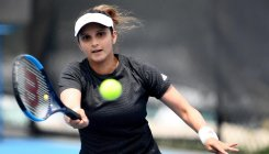 Sania pulls out of Australian Open mixed doubles