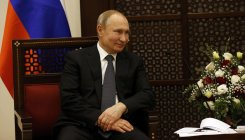 Putin calls for summit of UNSC permanent members